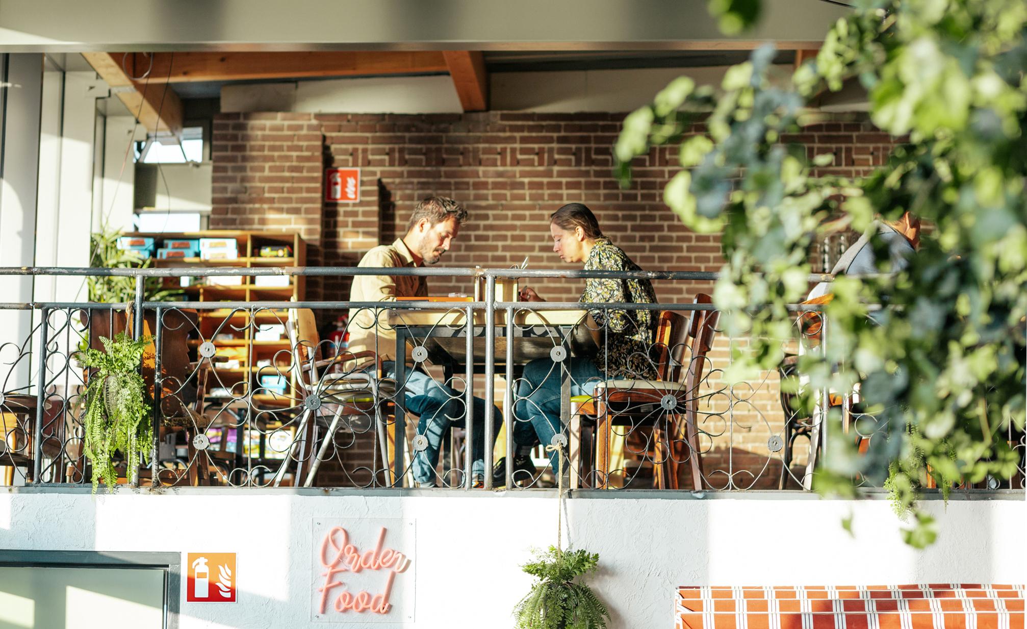 Mooie Boules Haarlem Eten